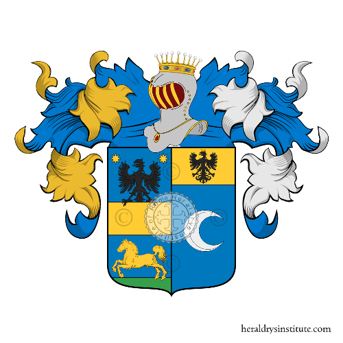Coat of Arms of family Pollera Orsucci