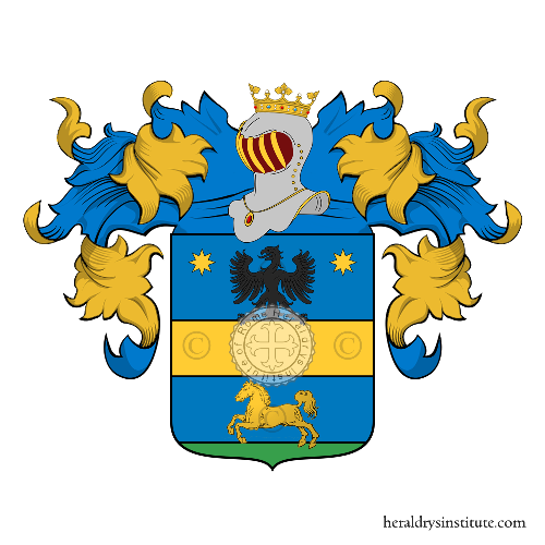Coat of Arms of family Pollera