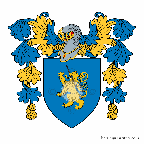 Coat of Arms of family Brazzoli