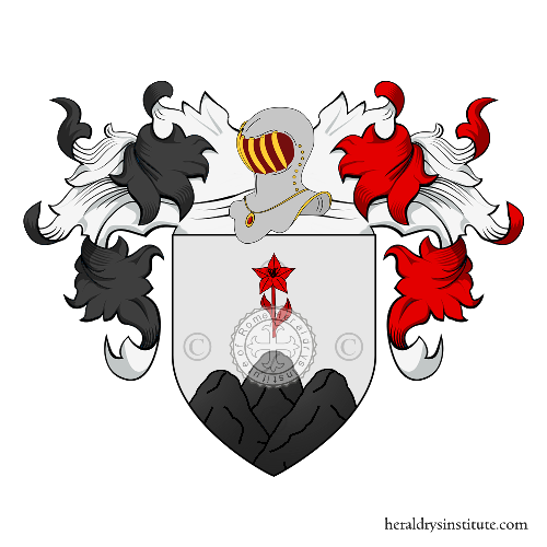 Coat of Arms of family Geminiani