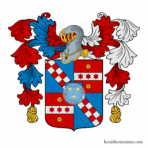 Coat of Arms of family Avesani