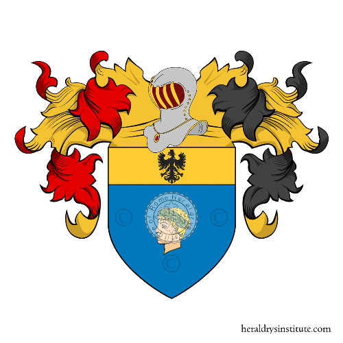 Coat of Arms of family Giovenone