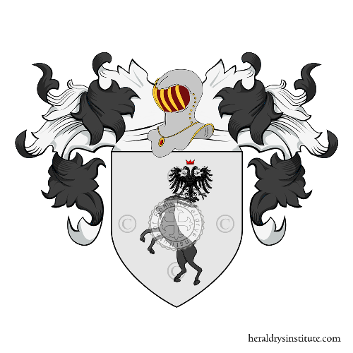 Coat of Arms of family Caprarese