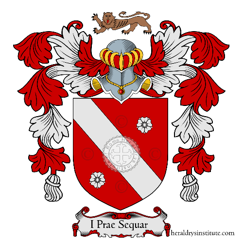 Coat of arms of family Colocci