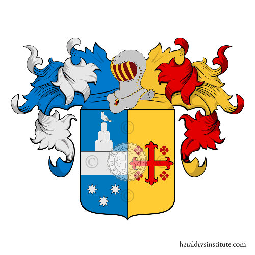 Coat of Arms of family Severo Vernice