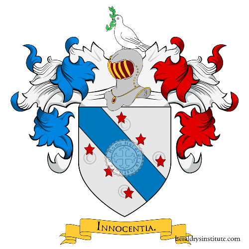 Coat of Arms of family de Marchi