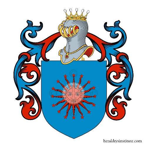 Coat of Arms of family Filardi