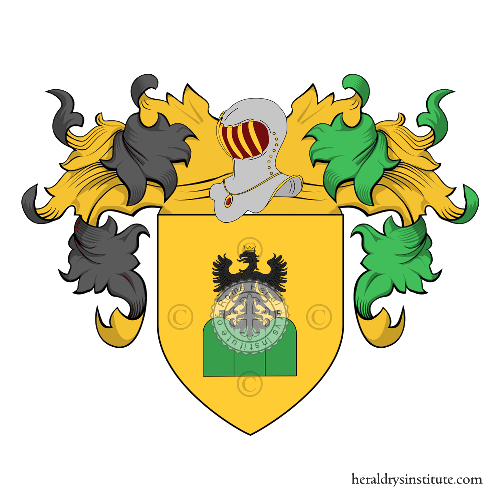 Coat of Arms of family Semino