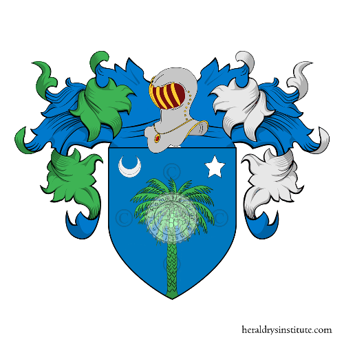 Coat of Arms of family Tecco