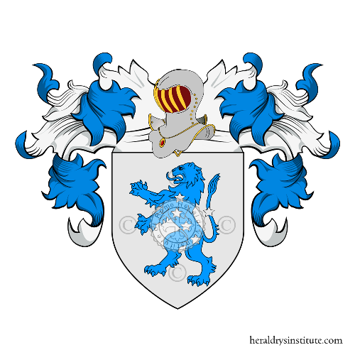 Coat of Arms of family Boton