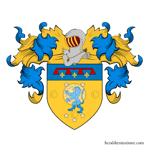 Coat of Arms of family Bottoni