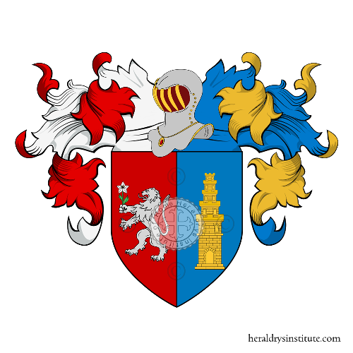 Coat of Arms of family Sircana