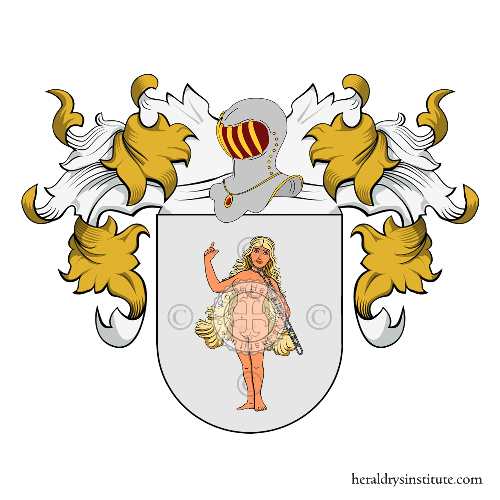 Coat of Arms of family Charles