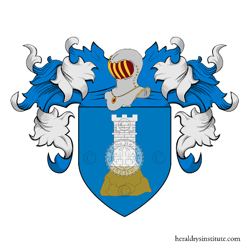 Coat of Arms of family Colledanchise