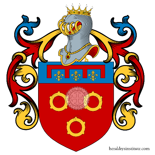 Coat of Arms of family Tondi
