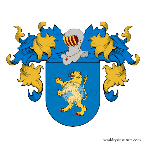 Coat of Arms of family Castelo Branco