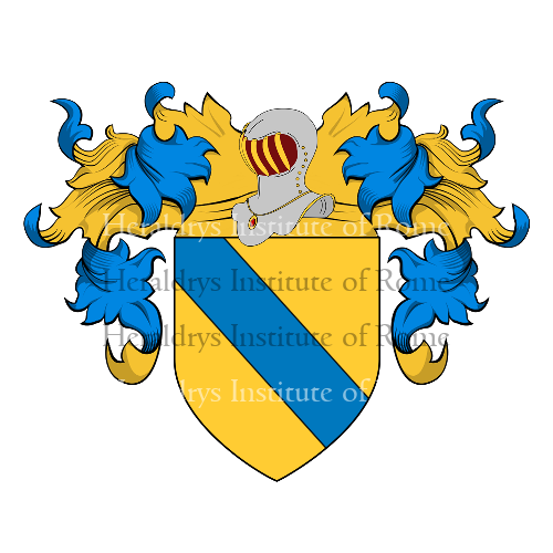 Coat of Arms of family Ceccopieri