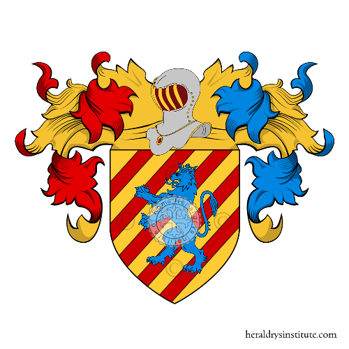 Coat of Arms of family Aste