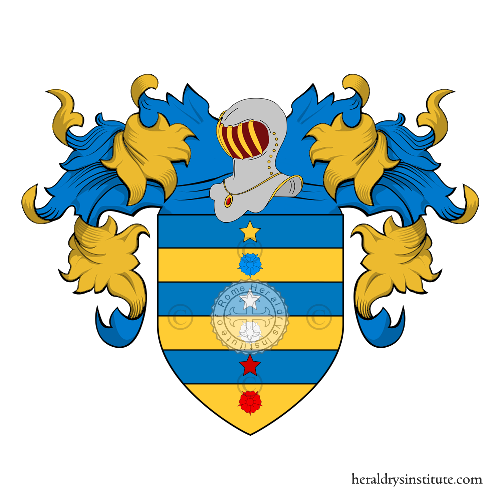 Coat of Arms of family Conselvo (da)