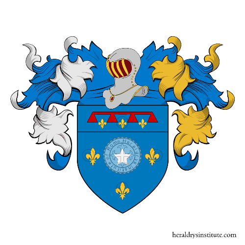 Coat of Arms of family Ricchi