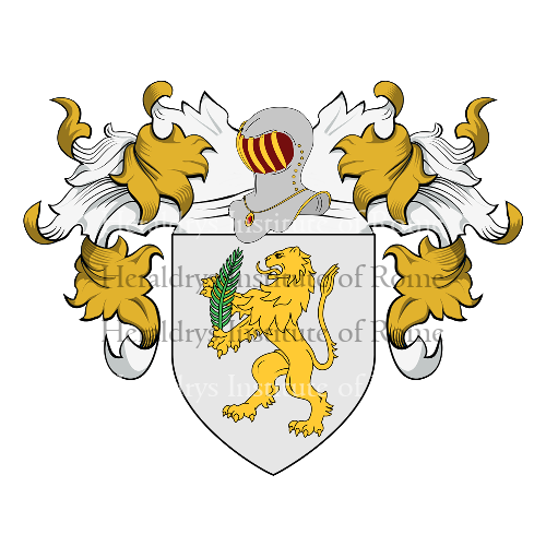 Coat of Arms of family Cambini