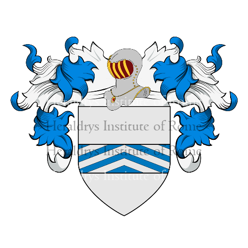 Coat of Arms of family Biban della Torre