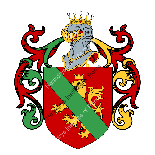 Coat of Arms of family Cicero