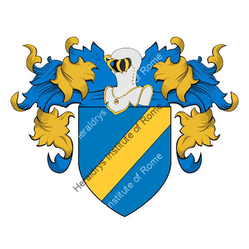Coat of Arms of family Balisti