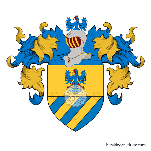 Coat of Arms of family Feltri