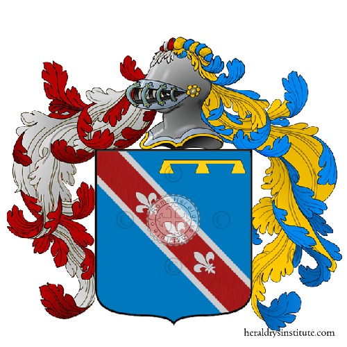 Coat of Arms of family Deghenghi