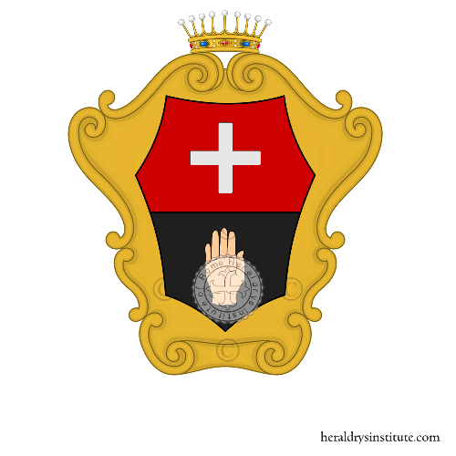 Coat of Arms of family Dondoni