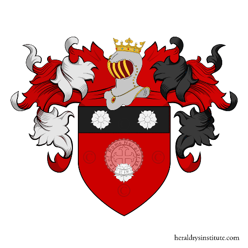 Coat of Arms of family Breville