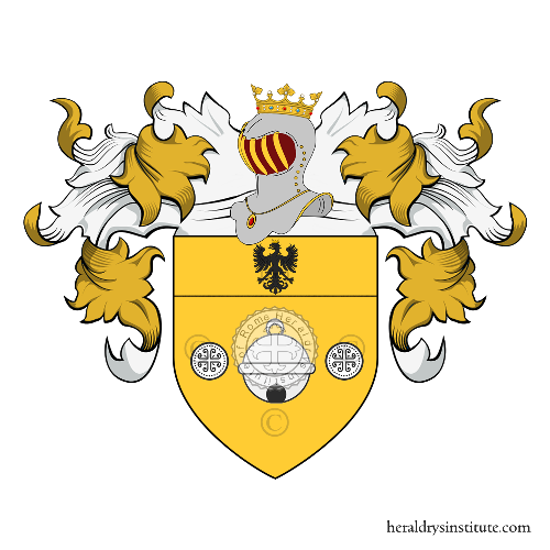 Coat of Arms of family Campanella