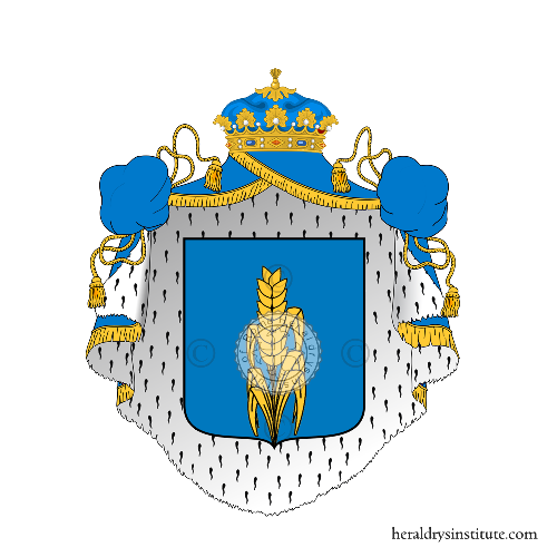 Coat of Arms of family Migliaccio