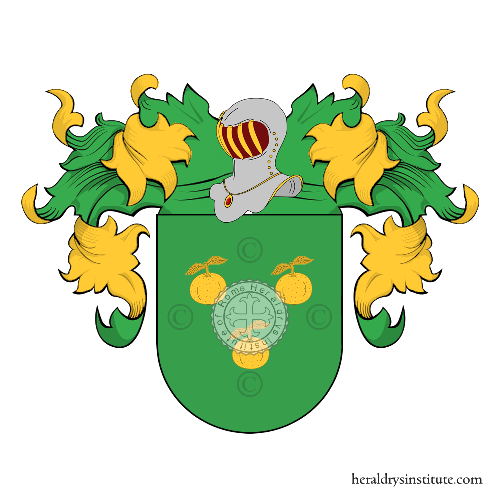 Coat of Arms of family Innocencio