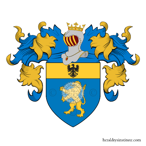 Coat of Arms of family Brambilla