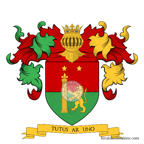 Coat of Arms of family Cito