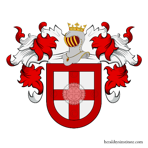 Coat of Arms of family Saboya