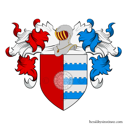 Coat of Arms of family Vioni