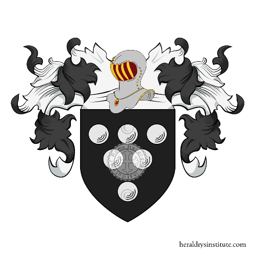 Coat of Arms of family Foraboschi