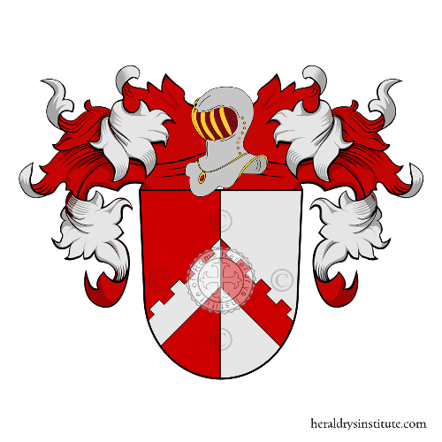 Coat of Arms of family Knosse