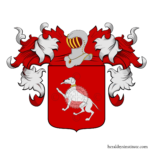 Coat of Arms of family Fortuni