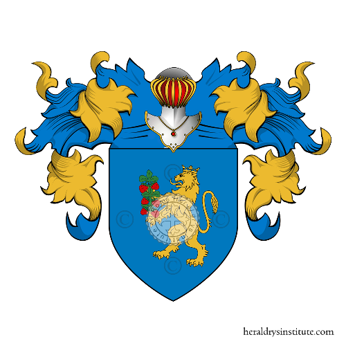 Coat of Arms of family Merello