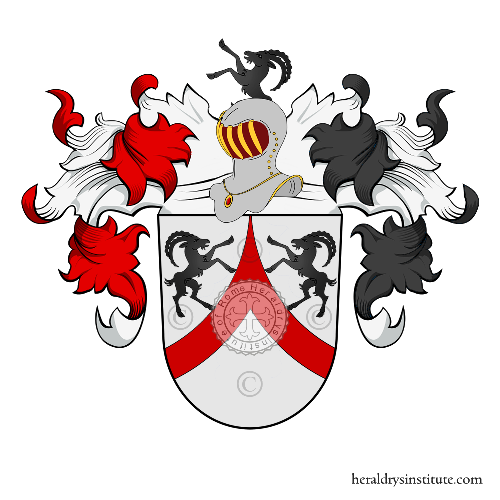 Coat of Arms of family Sader