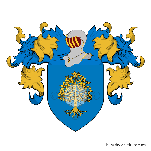 Coat of Arms of family Crispo