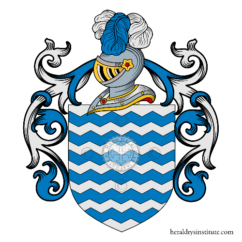 Coat of Arms of family Anselmino