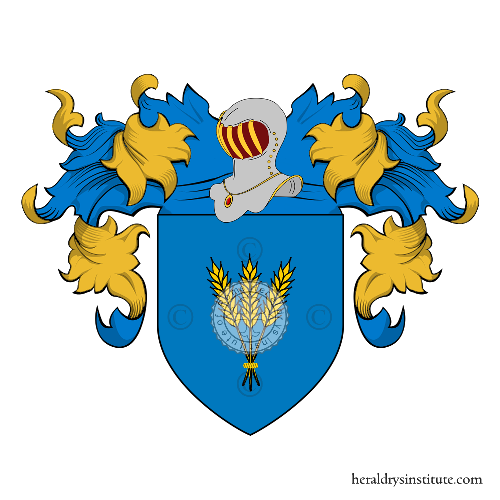 Coat of Arms of family Nuti