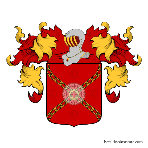 Coat of Arms of family Bianciardi