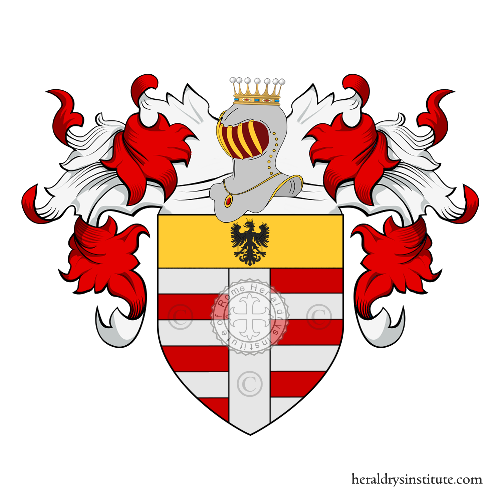 Coat of Arms of family Colli Marchini