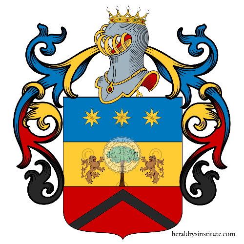 Coat of Arms of family Bertolli